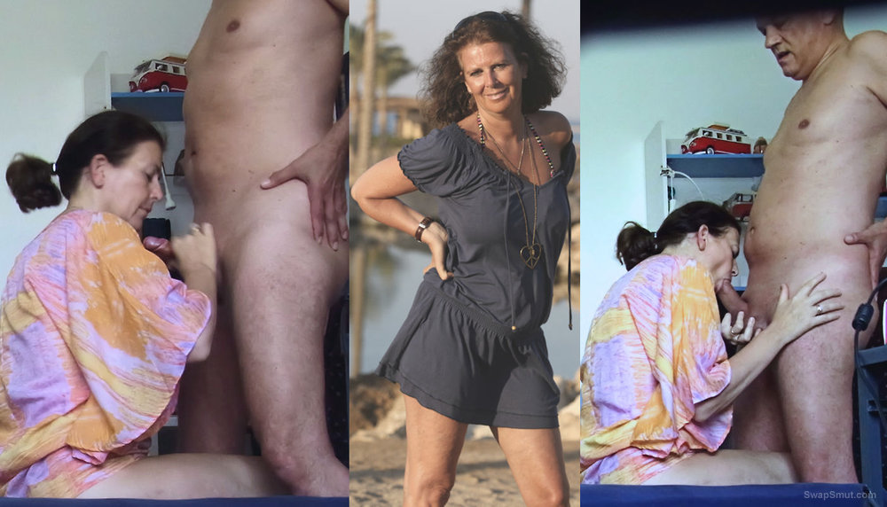 Porn actress Moana Miller before-after, dressed-undressed
