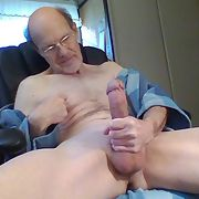 Mature Male Exhibitionist on Display