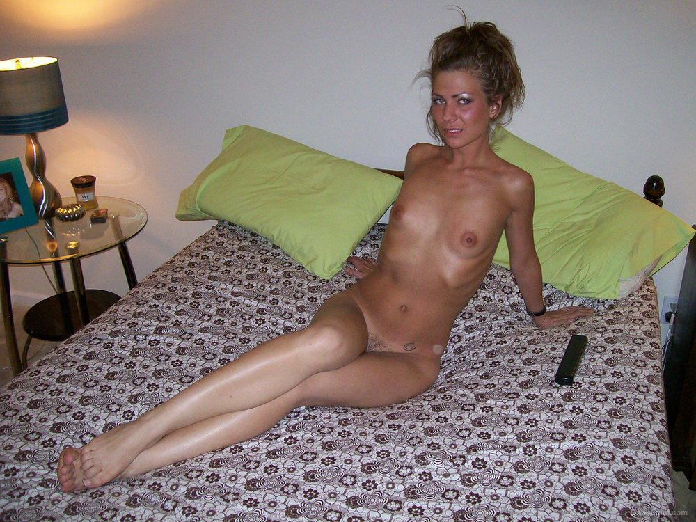 Wife home naked