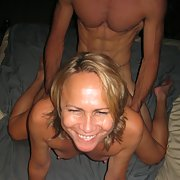 Pictures of amateur woman fucking one or more guys