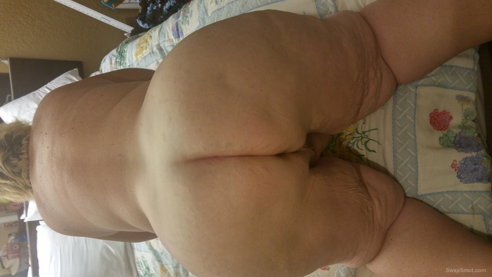 55 year old bubble butt wife,mom,and grandma