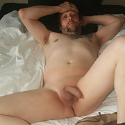 Pelle Westlund from Kiruna in north of Sweden naked male