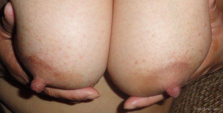 sluts wet gap nipples
