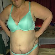 56 year old BBW wife and Grandma