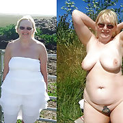 Exposed Uk Mature Blonde Bbw Wife Susan from Poole Vol 1