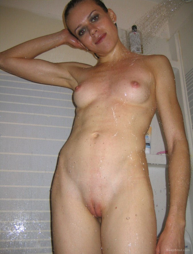 special friend with a lovely body posing for amateur photos