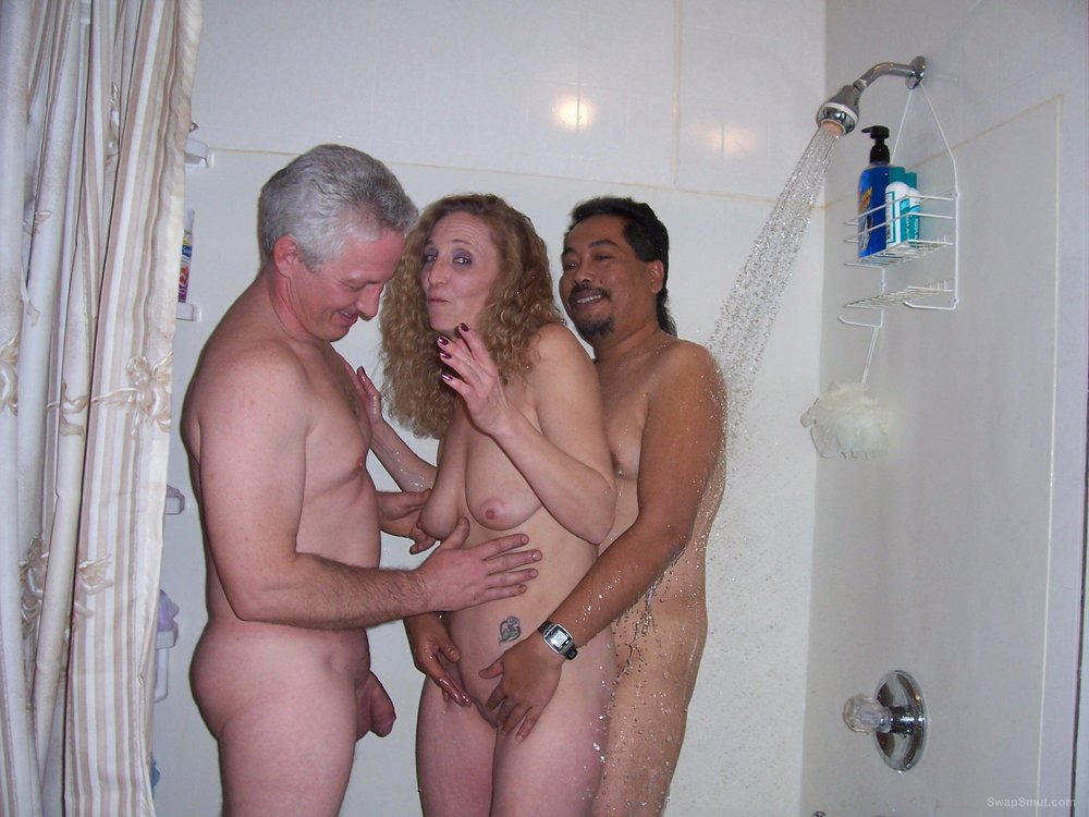 Sex with my husband and a stranger at a swingers club