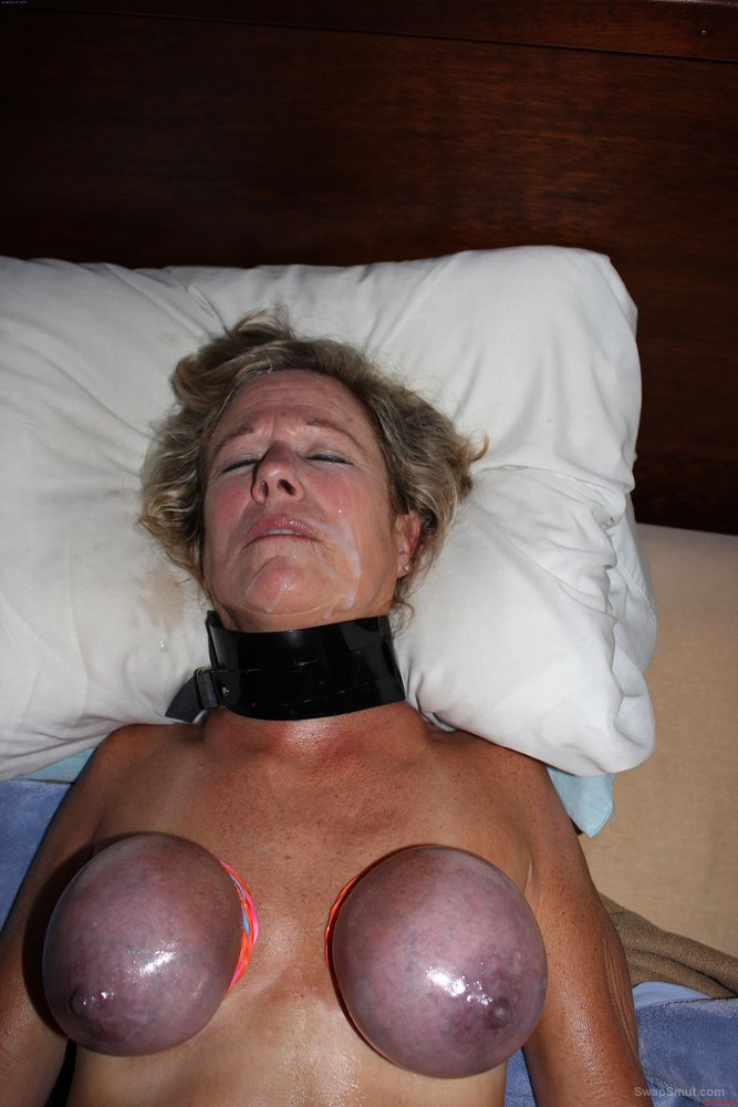 How Mature big tits bondage understand this
