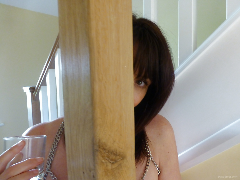 Swinger Scottish Wife likes to Play with Everyone Tease Photos