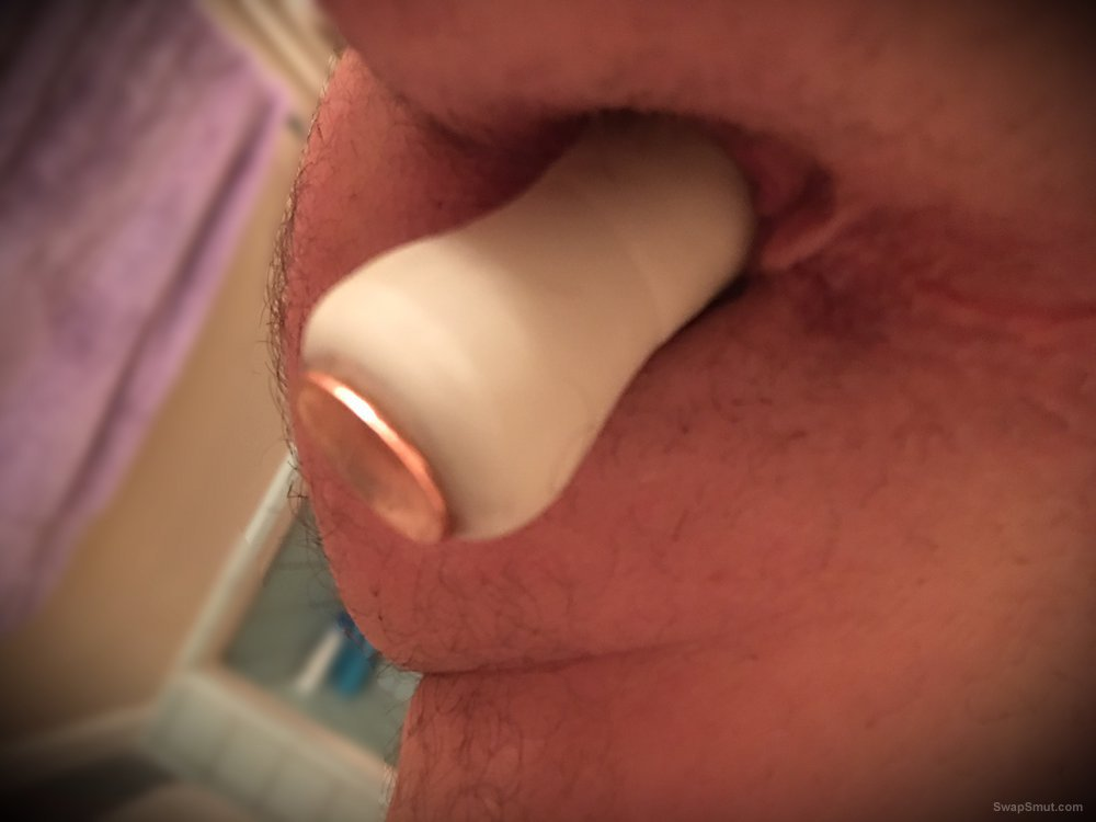 Close up pic's of my butt plug, Love to stick it up my ass and wear it around for a while