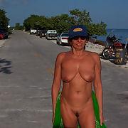 My exhibitionist slut wife, feel free to rwpost