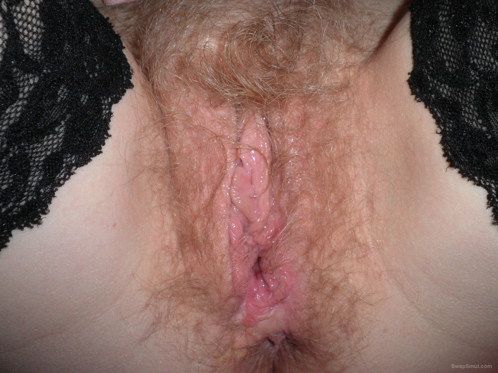 A shy granny who loves sex wants to show you her hairy ginger pussy