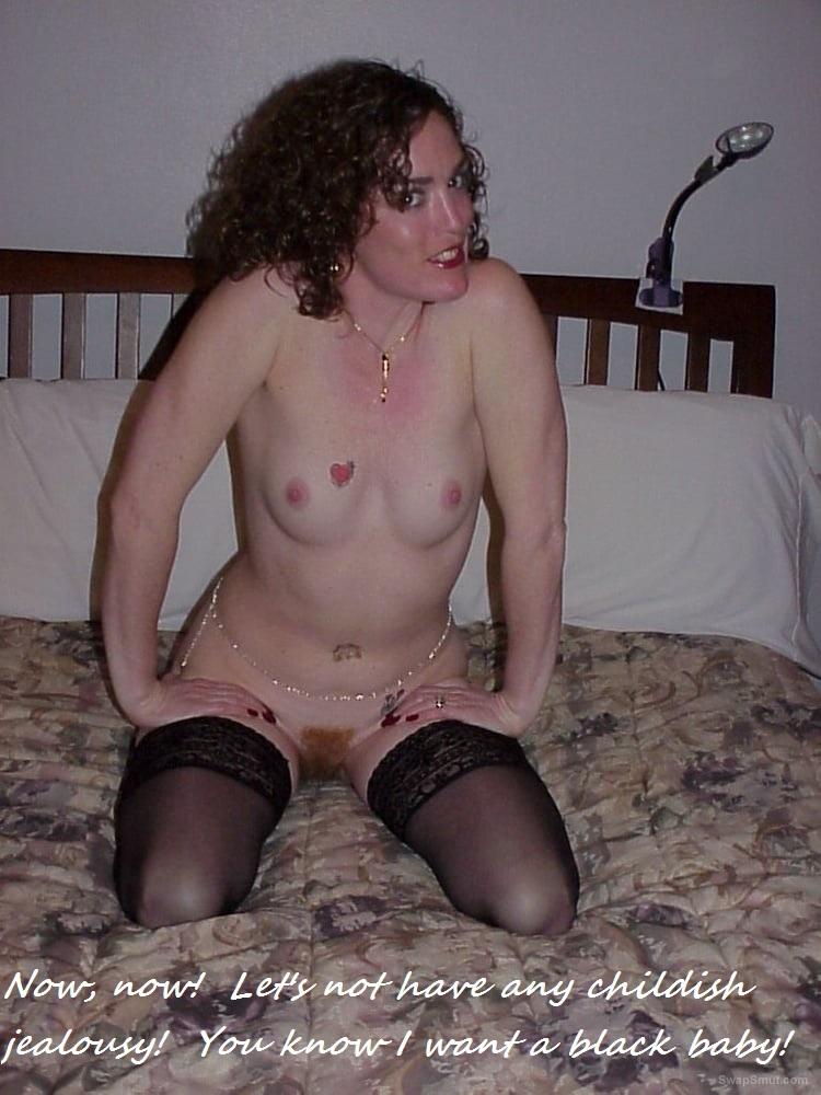 Big Tit Blonde Black Gangbang