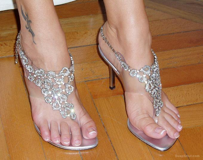 sexy heels and toes