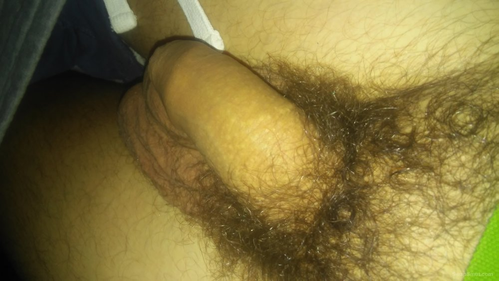 My soft cock needs some action