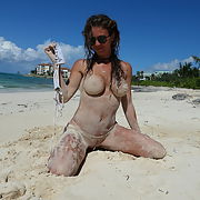 Amateur hottie American MILF exposed IV