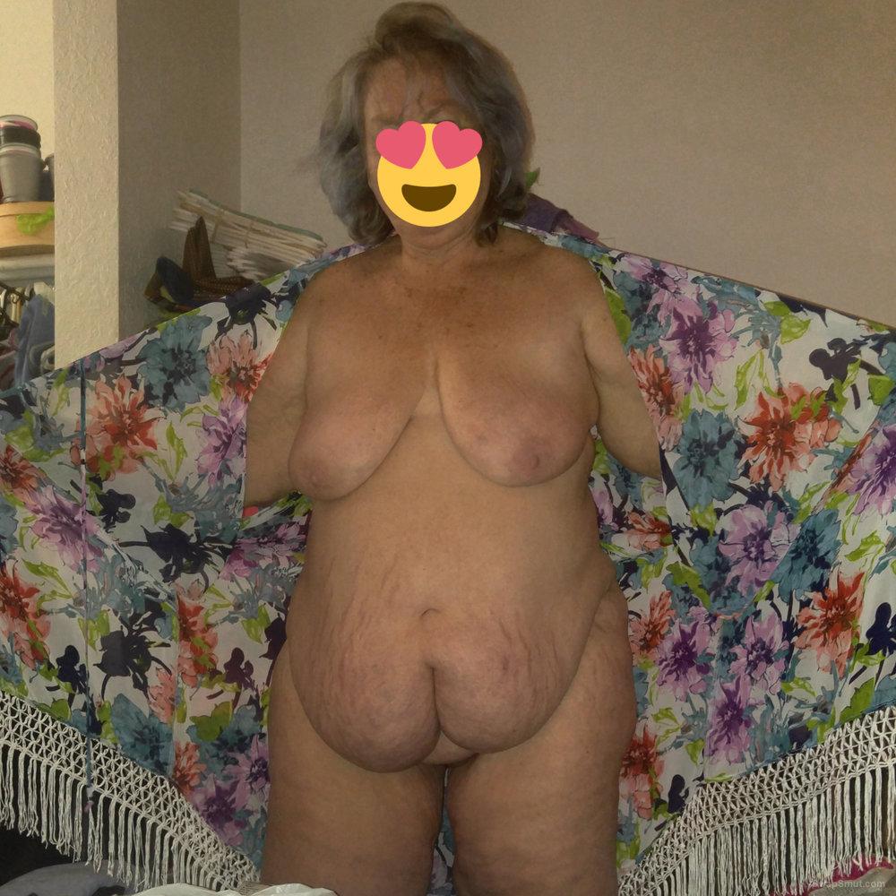 56 year old BBW wife and Grandma