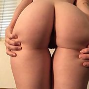 Horny slut wife being naughty and taking pics