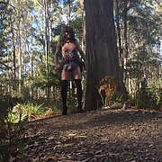 Cross dress Walk - Forest Track