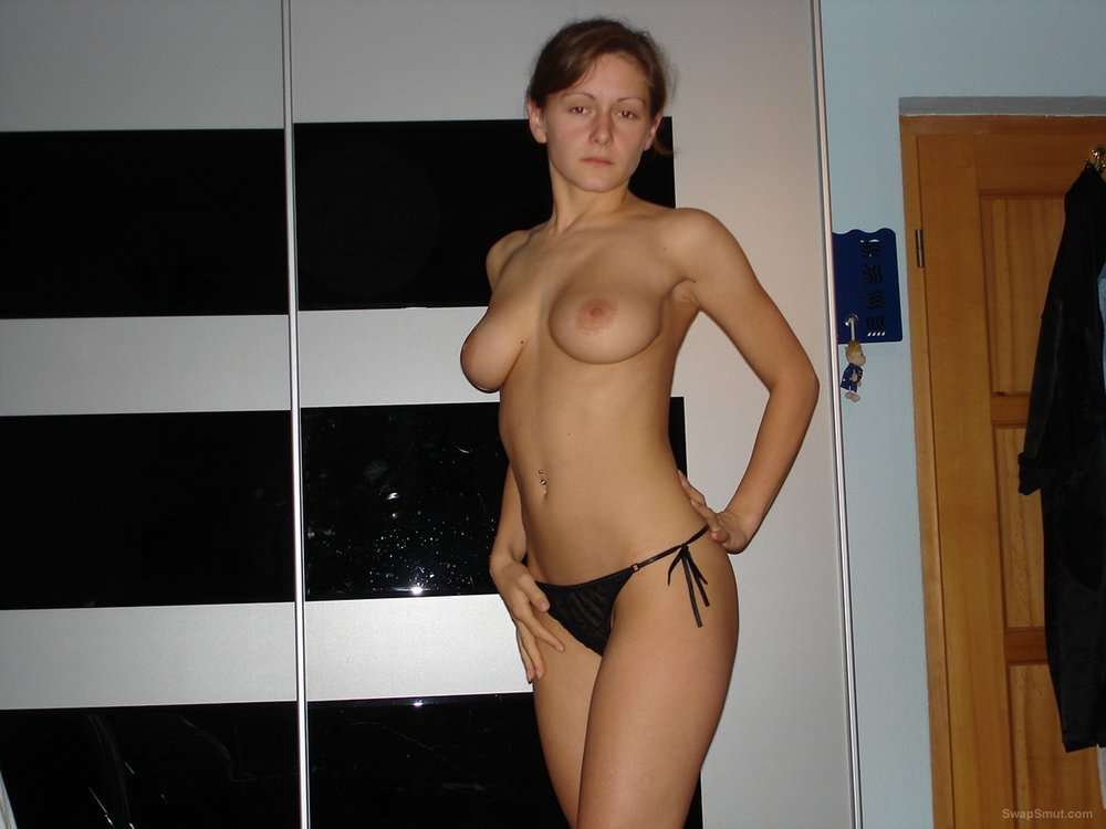 Wife does strip tease