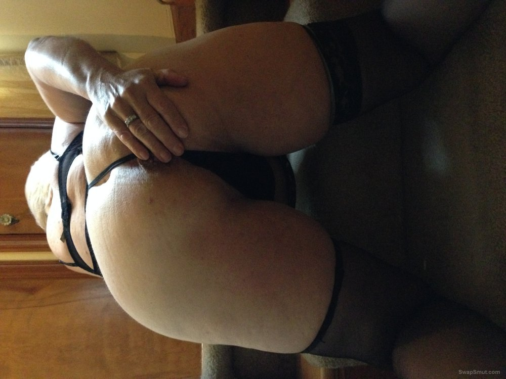 Blonde Mature Wife and Her Big Beautiful Ass