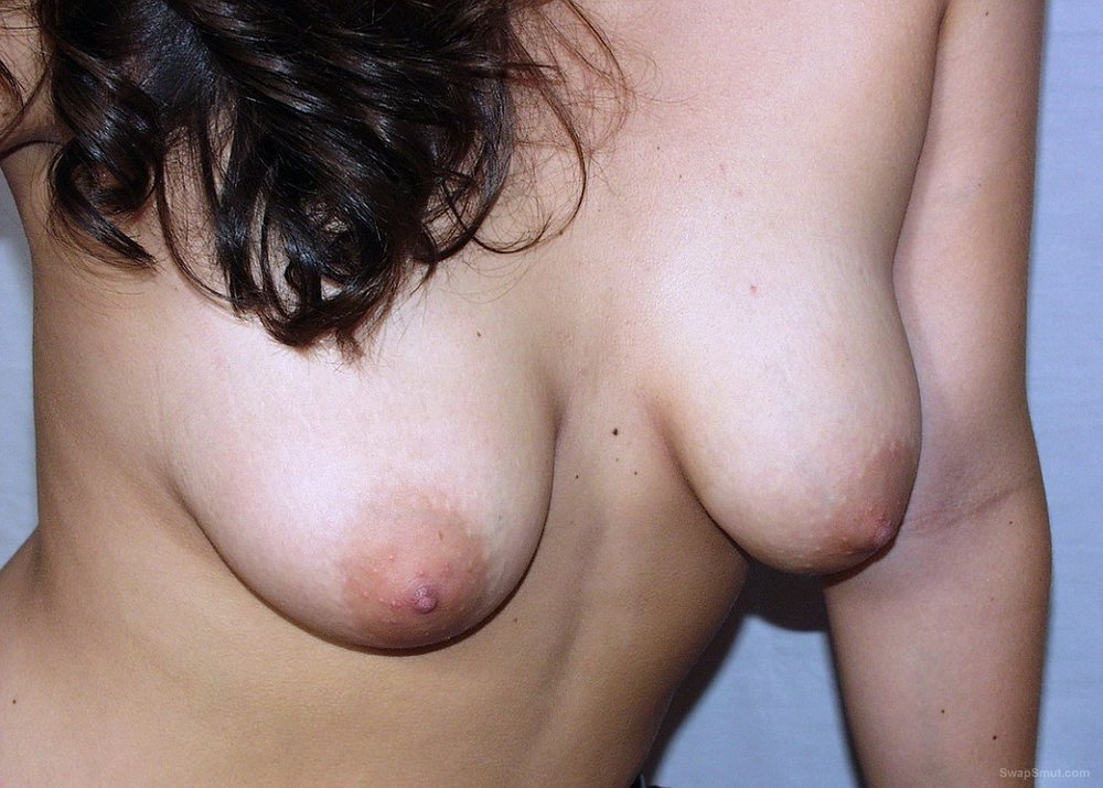 Getting ready for another night out tits ad pussy on show