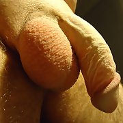 My soft cock all close up for you flaccid waiting to be turned on