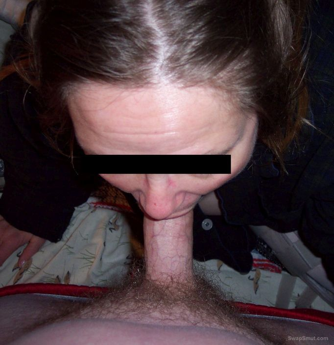 My chubby little wifey slut of 30 years getting nasty