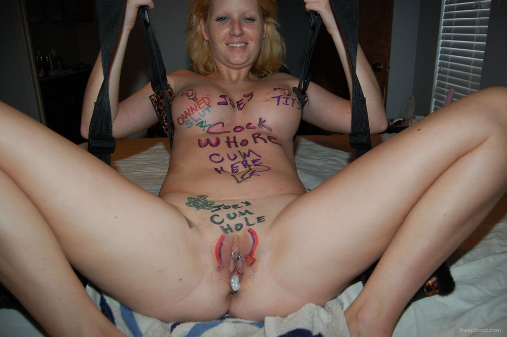 Cum dripping milf