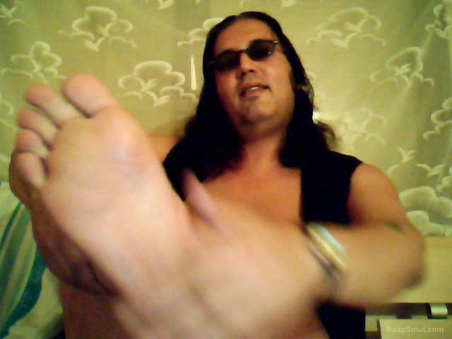 Nadja`s Self Footworship