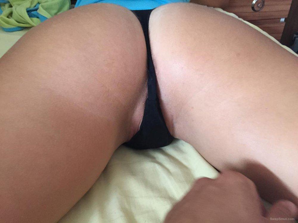 Perfect Bubble butt girlfriend