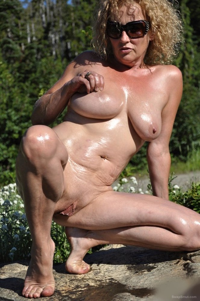 Sexy mature slut bitch