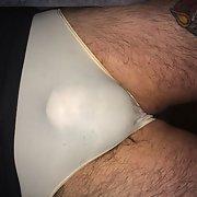 Panties pantys undies knickers cock