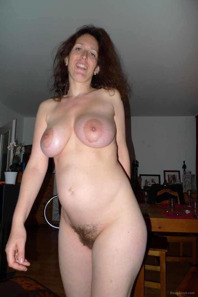 Wet hairy wife sex remarkable, very