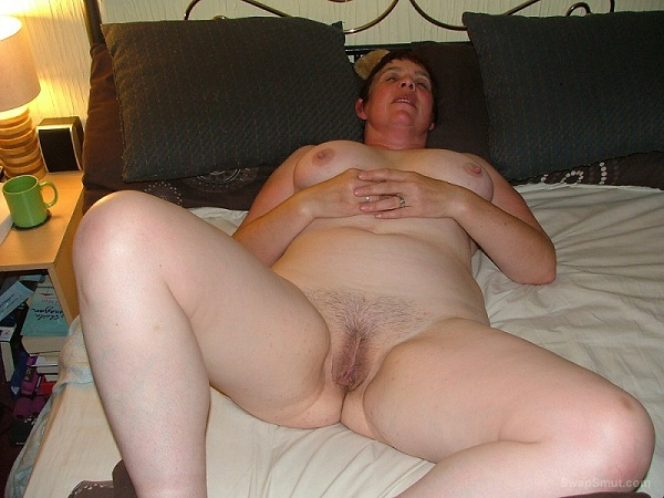 my sexy wife for you naked in bed