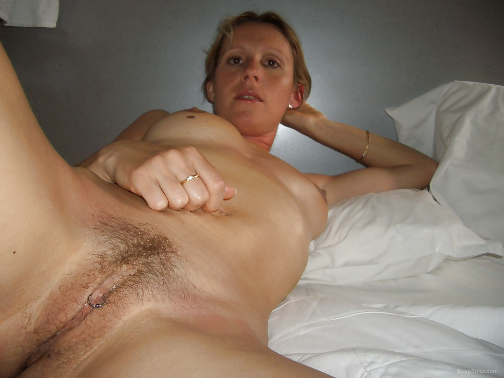 Words... mature hairy pierced pussy happiness!