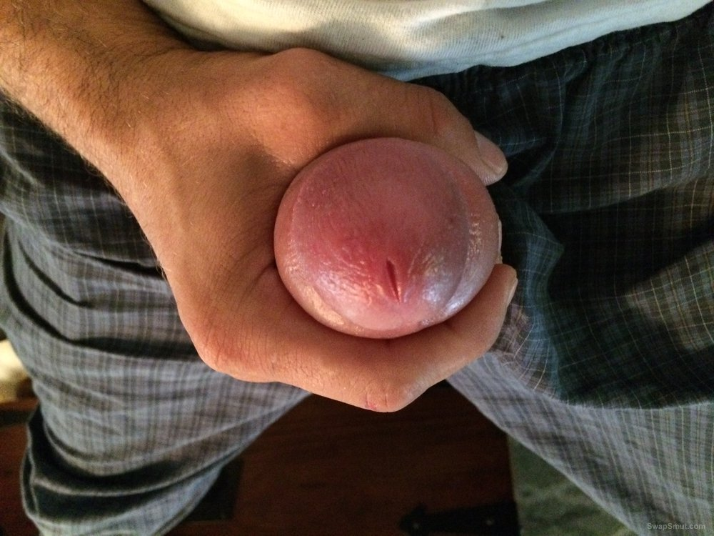 My big thick cock, I bet you can only get the head in your mouth