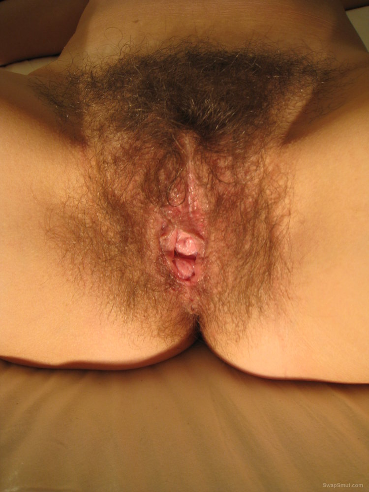 My hairy wife