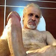 Wanna fuck this hard 8 inch cock