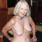 Amateur Canadian Mature blonde Slut Wife Sue Vol 1