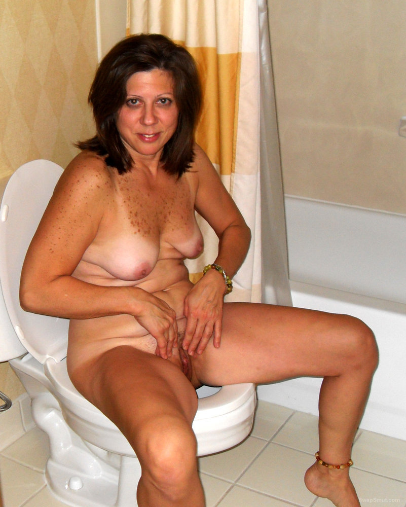 Diane Relaxes and Prepares to Expose Herself Some More