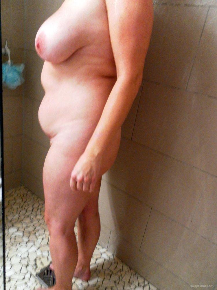 Fette Hänger für Liebhaber chubby bbw amateur hanging tits