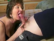 The older the better she knows how to suck a cock