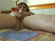 Jody Self Made Masturbating Video