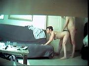 Slutty wife caught pleasing her hubby's friend