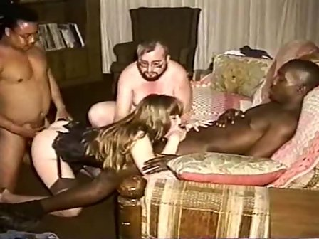 Amateur Wife Pegs Husband