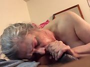 Grannies never disappoint this sexy mature vixen is to die for