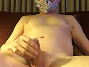 Exposed Faggot Pervert Slut Exposed Naked Wearing Panty On Head