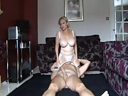 I KICK AND FUCK HER PUSSY TILL SHE CUMS