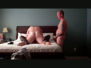 Bisexual cuckold swingers husband wife and friend all experiementing
